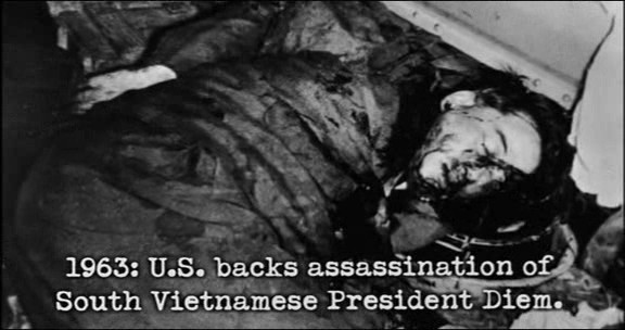 a look at the kennedy administration on the vietnam coup The term flexible response first appeared in us general  new look was considered inexpensive because the eisenhower  policies of the kennedy administration.
